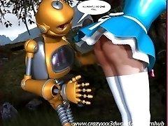 3D Comic: Dorthy. Gig 1