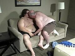 Chub dad Fucks Young chub