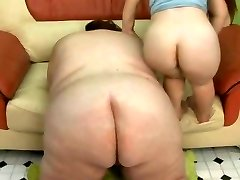 Successful Guy Fucks the SSBBW and The MIDG3T