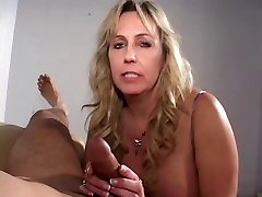 Mature cigarette smoking pipe sucking grandma gets a load on her cupcakes