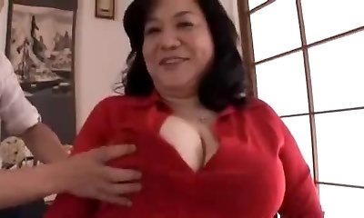 japanese with humungous boobs