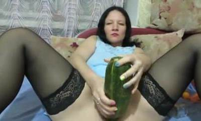 Amateur - Mature  Bottles Xxl Veggies & Fisting