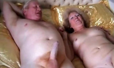 Mature Couple Pulverize