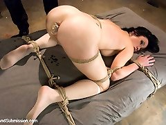 Veruca James submits to a kinky professor in this hot role play update. Includes lots of...