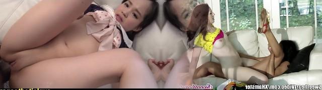 Unzensiert Jav rasiert Teen Japanisch unzensiert