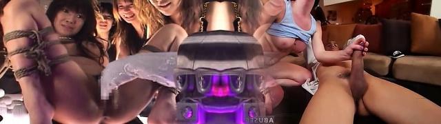 Asiatisch Fick Maschine Orgasmus
