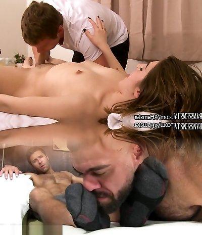 erecție cu masaj sub vid