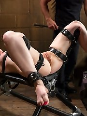 Ive been told that fear makes pussies wet. When Alani Pi is taken to the Castles basement for...