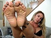 Bare Feet Sex