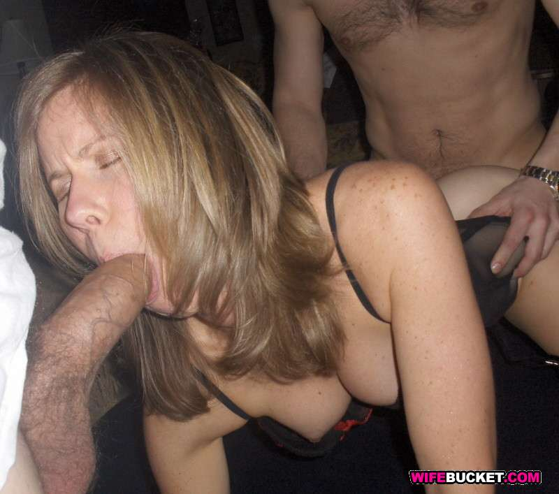 Amateur Wife Sharing Squirt