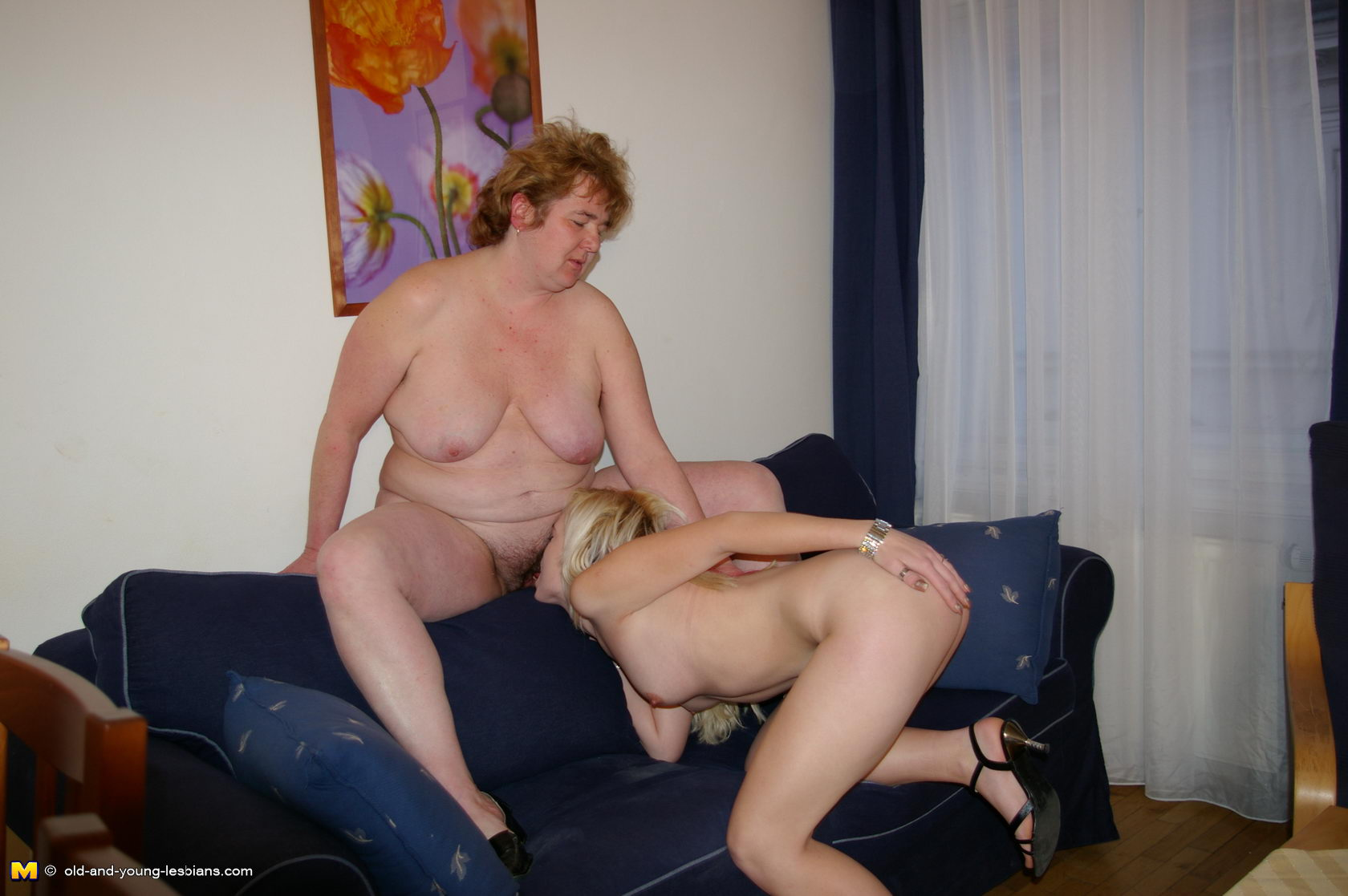 Vintage Old Young Creampie