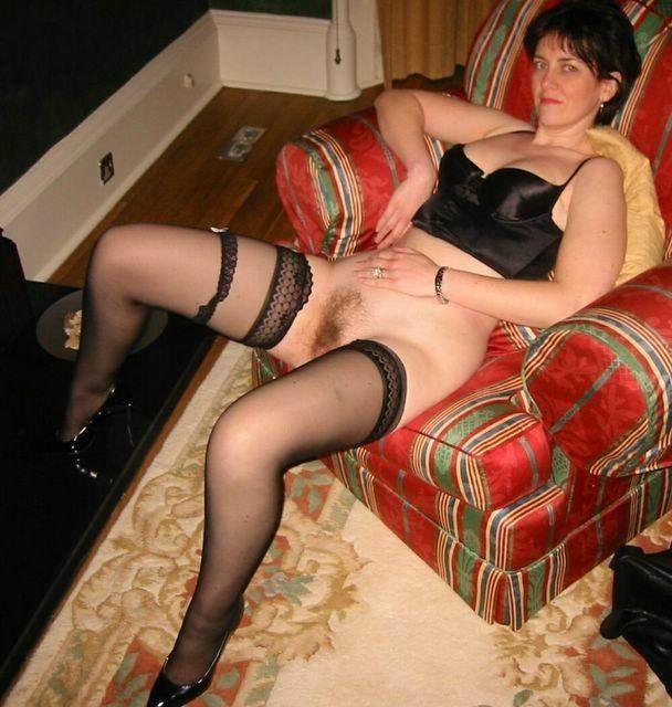Hairy Amateur Wife