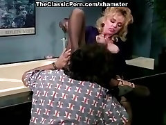 Crystal Wilder, Ron Jeremy in Ron Jeremy fucks blonde