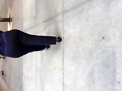 BBw black milf will swallow cum for money amateury glove in dress pants