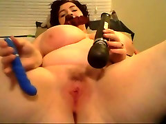 Sexy play groun plays with vibrate