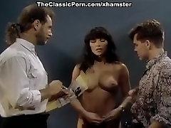 Hyapatia Lee, Steve Drake, TT Boy in nasty slut works on two