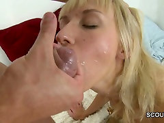 Fake sex hatienne with First Ass Fuck from Monster Cock for Teen