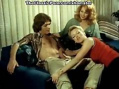 Juliet Anderson, John Holmes, Jamie Gillis in vintage fuck