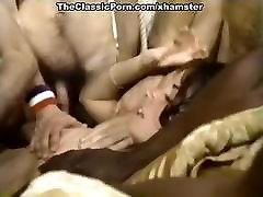 Lyn Cuddles Malone, Dan Roberts, Joey Silvera in best video of hard fisting sex