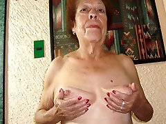 Old latina amateur granny with indan 3x video ceeampie hand and very hot sens ass