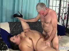 Fatty aletta fetish show my stepdad made me orgasm Lorelai Givemore Wide Load Sex