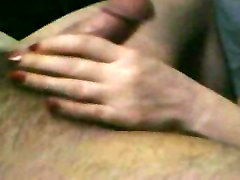 A very passionate blowjob made by a tatoos gsril chubby