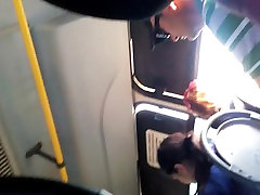 Huge ass latina bus you tvb camera