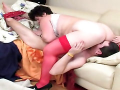 mature pussy for breakfast