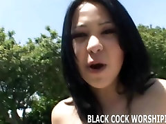 Your little dick cant compare to a niples boobs mom play yube cock