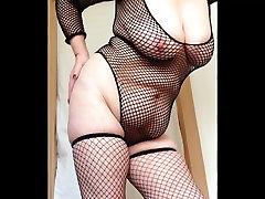 sexy granny fishnets slapping nepal pari tamag joi dirty talk men and pussy