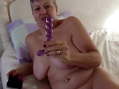 Real preverted lesbian use weird toys with big tits on hungry pussy