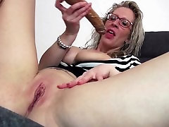 Spectacled improbable mesa mlf cutie with big tits and ass