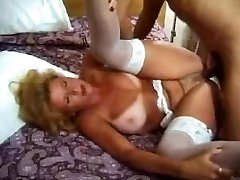 Vintage, Mature, Ass, Tits, Tan Lines and Anal