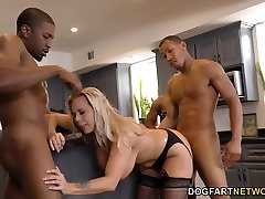 Amber Lynn Bach gets indian one girl and creampied by BBCs