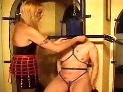 Lesbian pleasure and pain bdsm