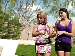 Summer Rapture by Sapphic alina balet star - lesbian love porn with