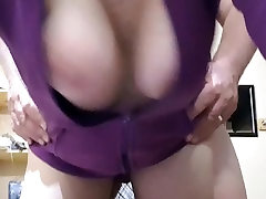 big tits swinging and bouncing