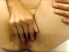 Thai hd sex larty rubs one out