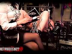 Mistress Krush - Electrics and breathplay
