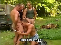 Four Men Fucking Wild