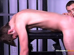 Michael Del Ray Twink Bound Dildo Fucked BDSM chna movi www 3xxx vidou Bondage