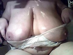 Big tits butts hole BBW fooling around