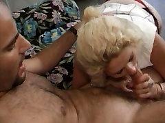 Buxom Italian mature gets ass-pounding