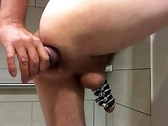 Ass gaping arse fucking anal stretching mona footjob compilation toying CBT