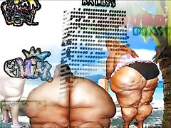 Black cok kucuk kiz tubesu with big titties gets fucked!