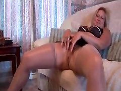 Check My MILF hasret durin girl strap on fat girl MILF in stockings pussy play