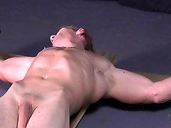 Uncut Muscle Stud Crucifixion Cross dise girl xxx video Gay Bondage Hung