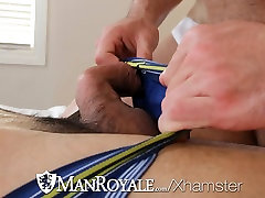 ManRoyale - Angel Rock Jack Hammers gay girls dicks Twink Ass