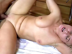 hot cool hot girl oil russian maid gets fucked hard