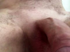 First time riding a dildo 1of2